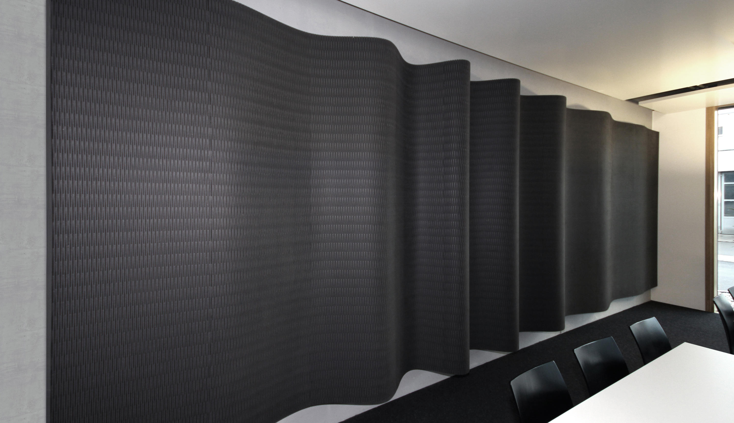 acoustic panel w0 plywood birch wood panels from dukta. Black Bedroom Furniture Sets. Home Design Ideas
