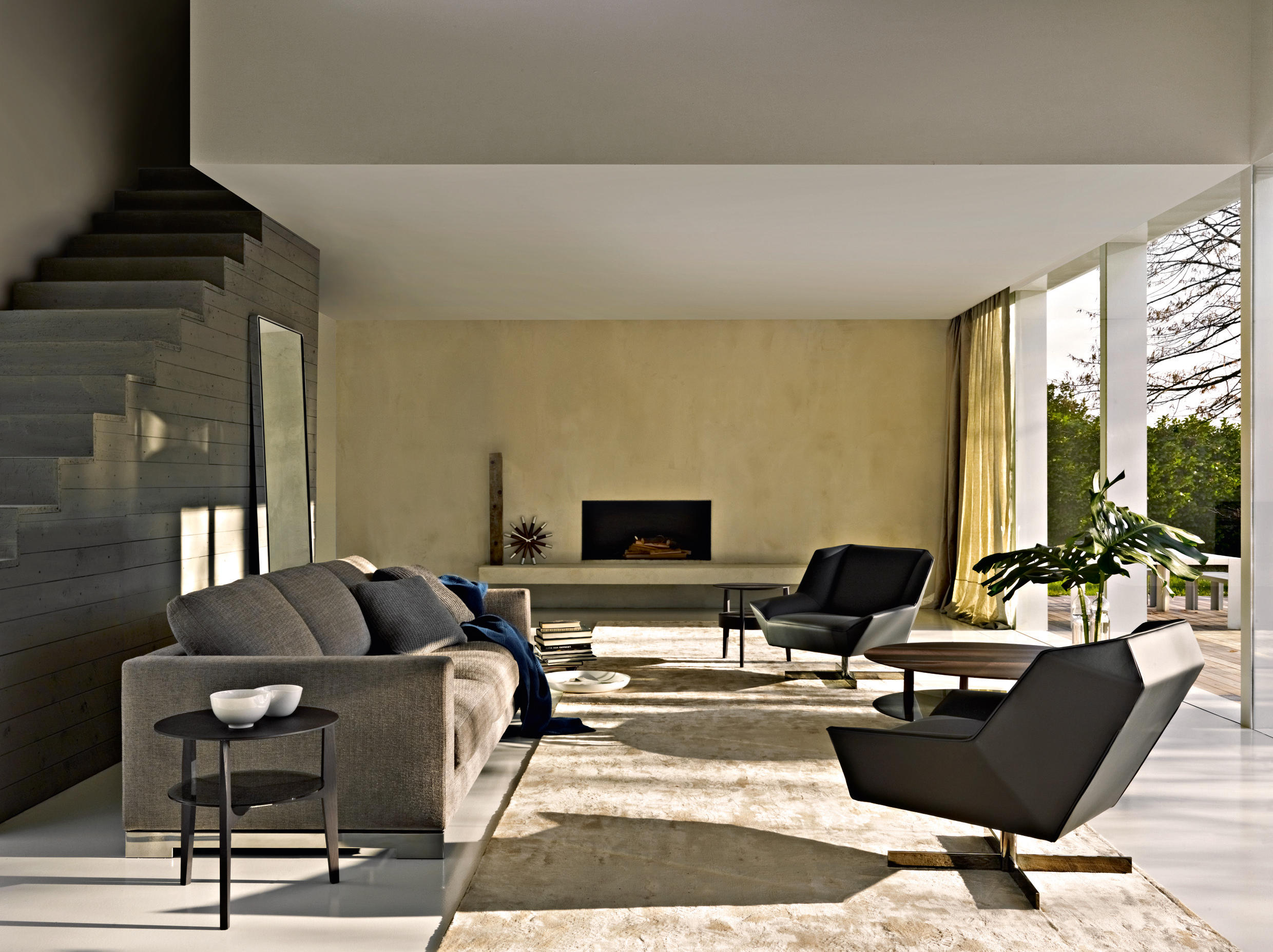 Reversi modular sofa systems from molteni c architonic for Sofa modular gris