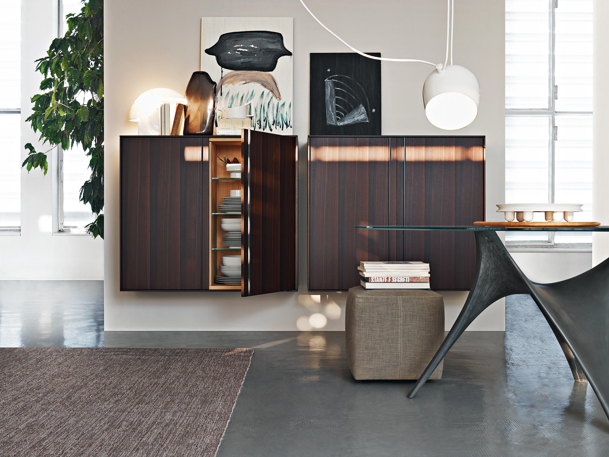 Pass word sideboard credenze molteni c architonic for Molteni catalogo