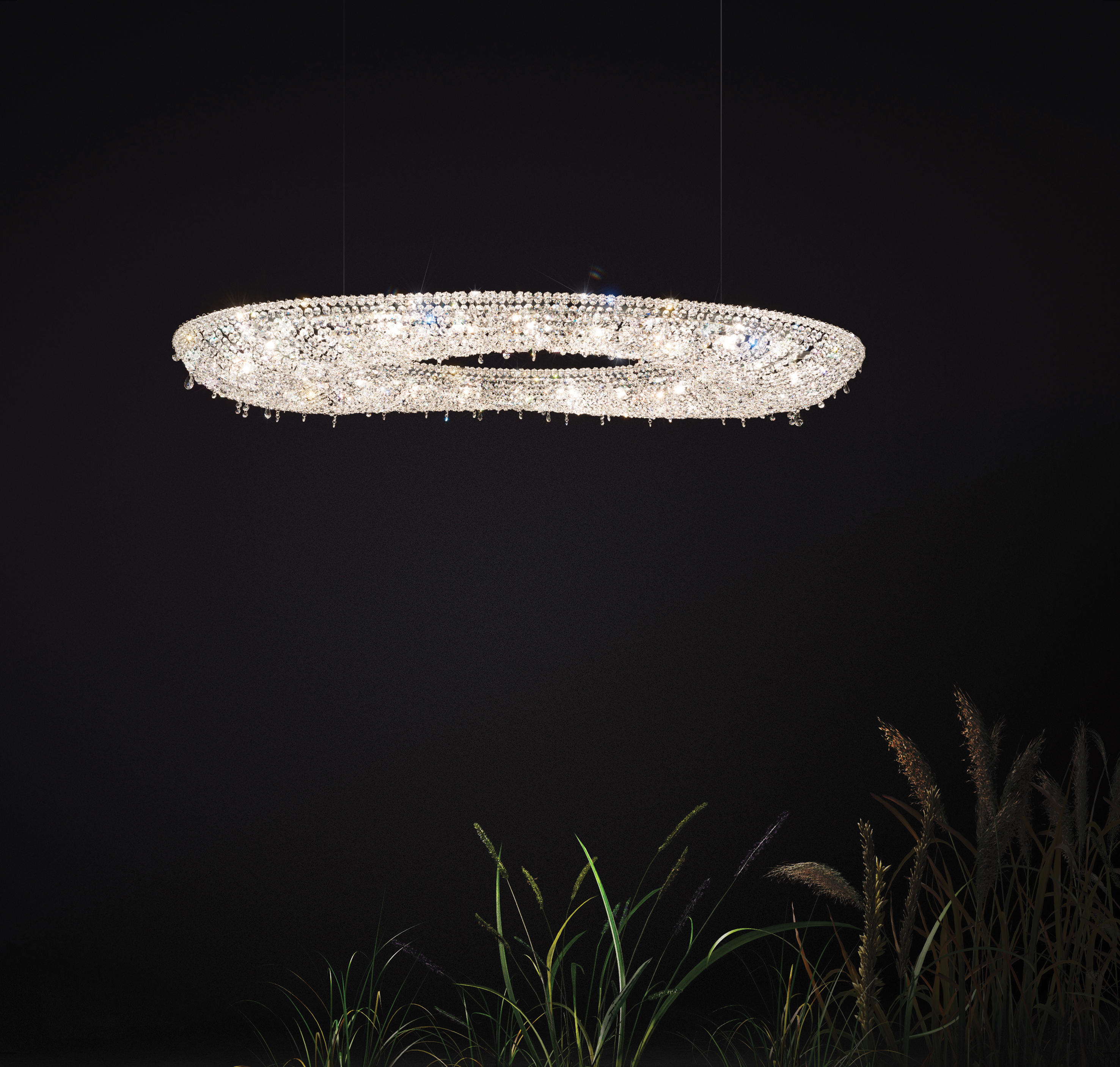 Atoll Chandeliers From Manooi Architonic