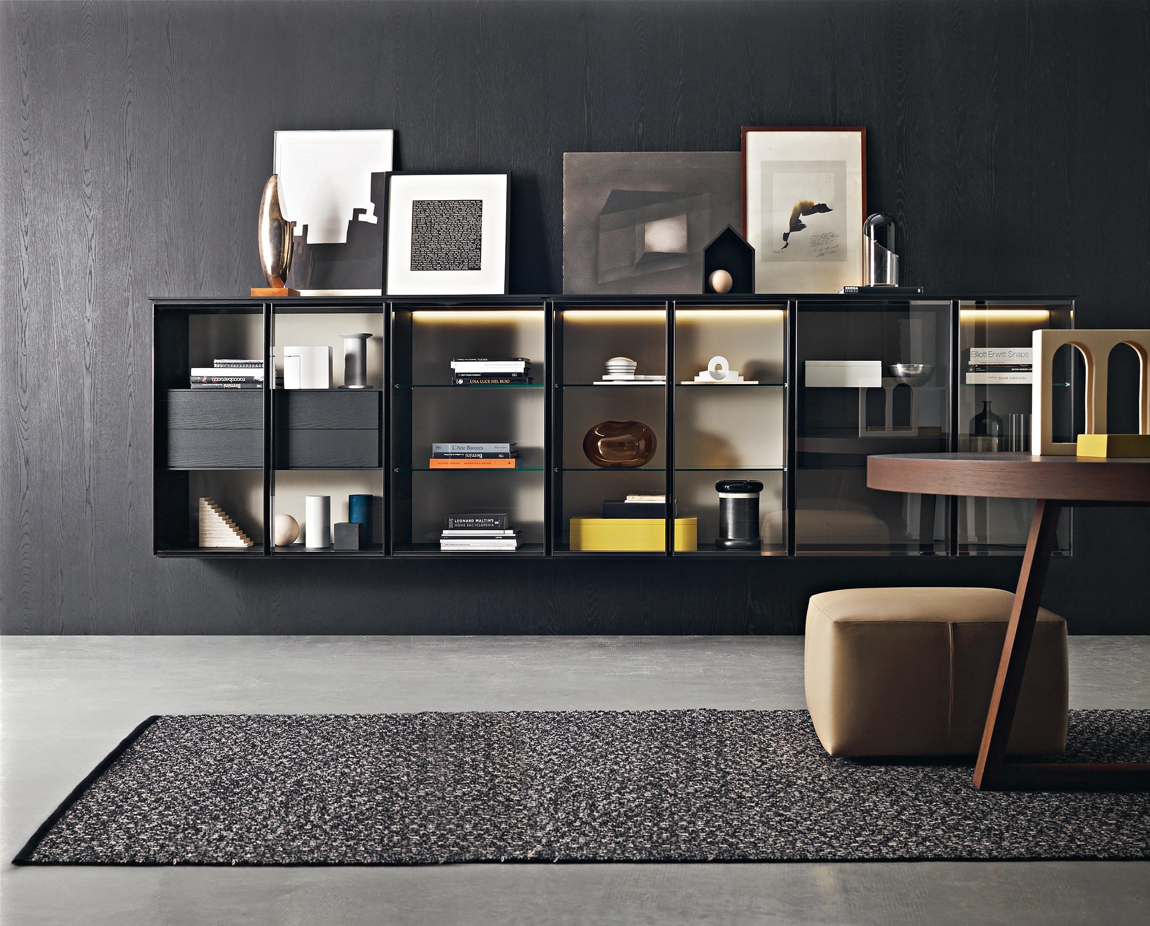 505 Multimedia Multimedia Sideboards From Molteni Amp C