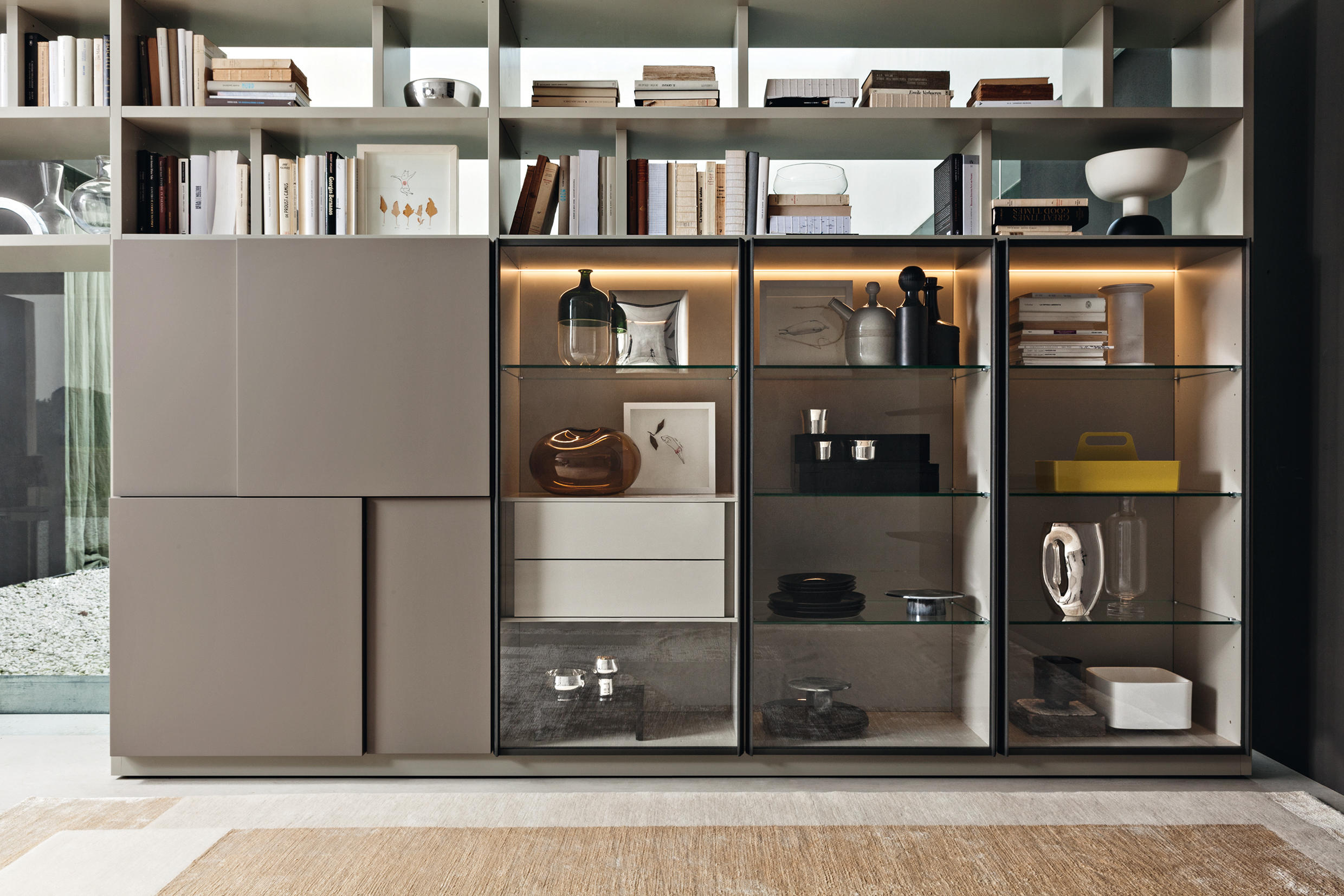 505 multimedia multimedia sideboards from molteni c for City meuble catalogue