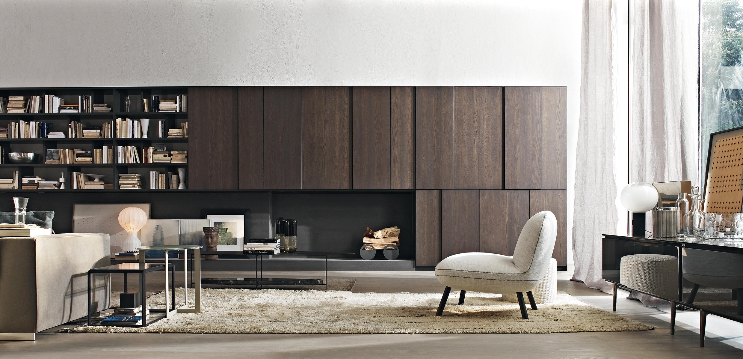 505 sideboard sideboards from molteni c architonic. Black Bedroom Furniture Sets. Home Design Ideas