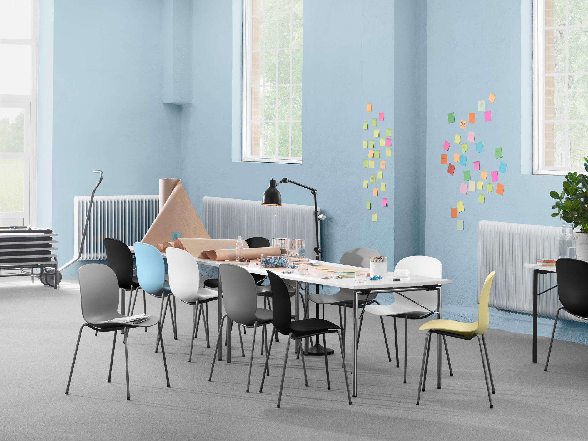 RBM ULTIMA ELIPSE - Contract tables from Flokk | Architonic