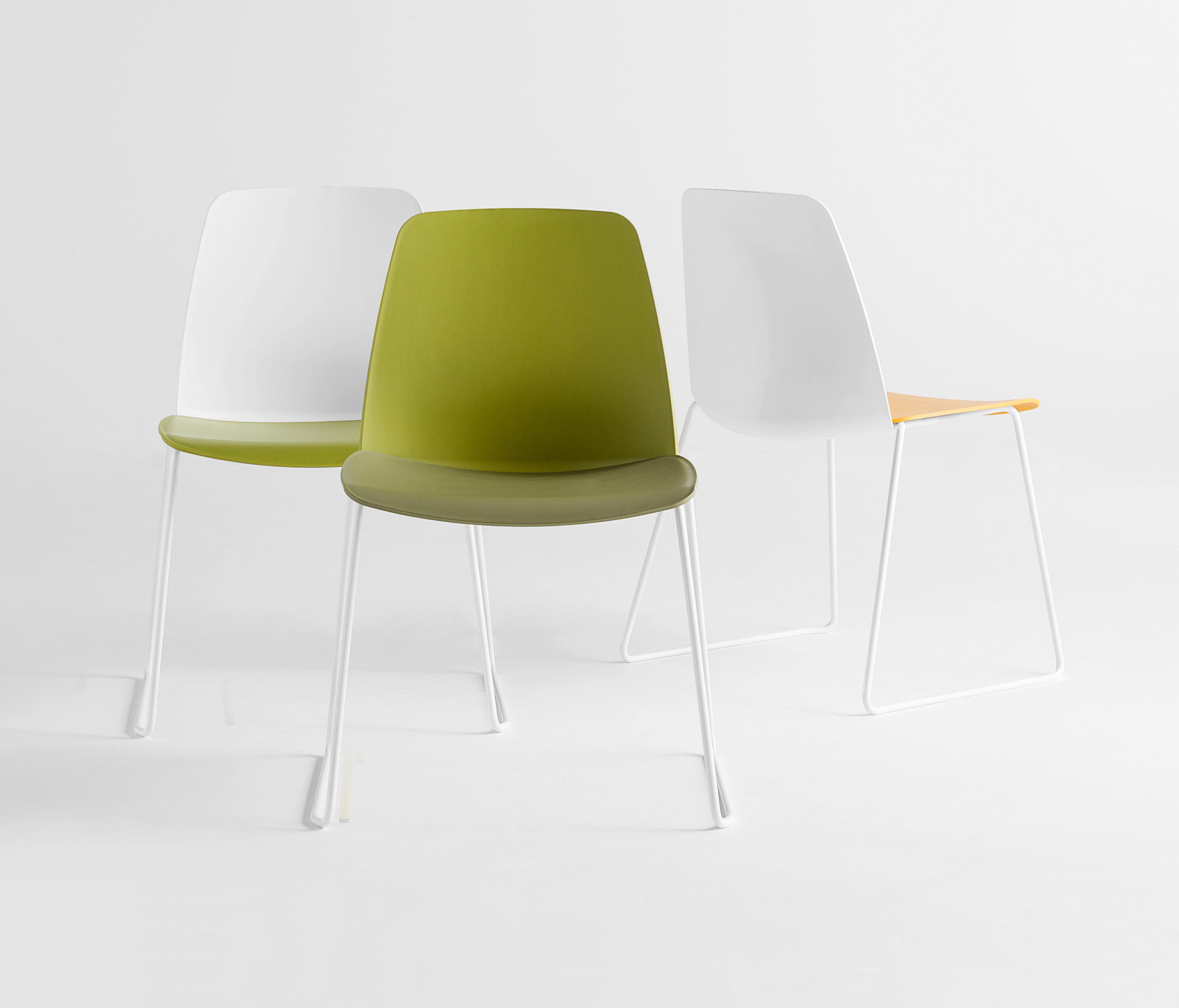 Unnia task chairs from inclass architonic for Silla unnia inclass