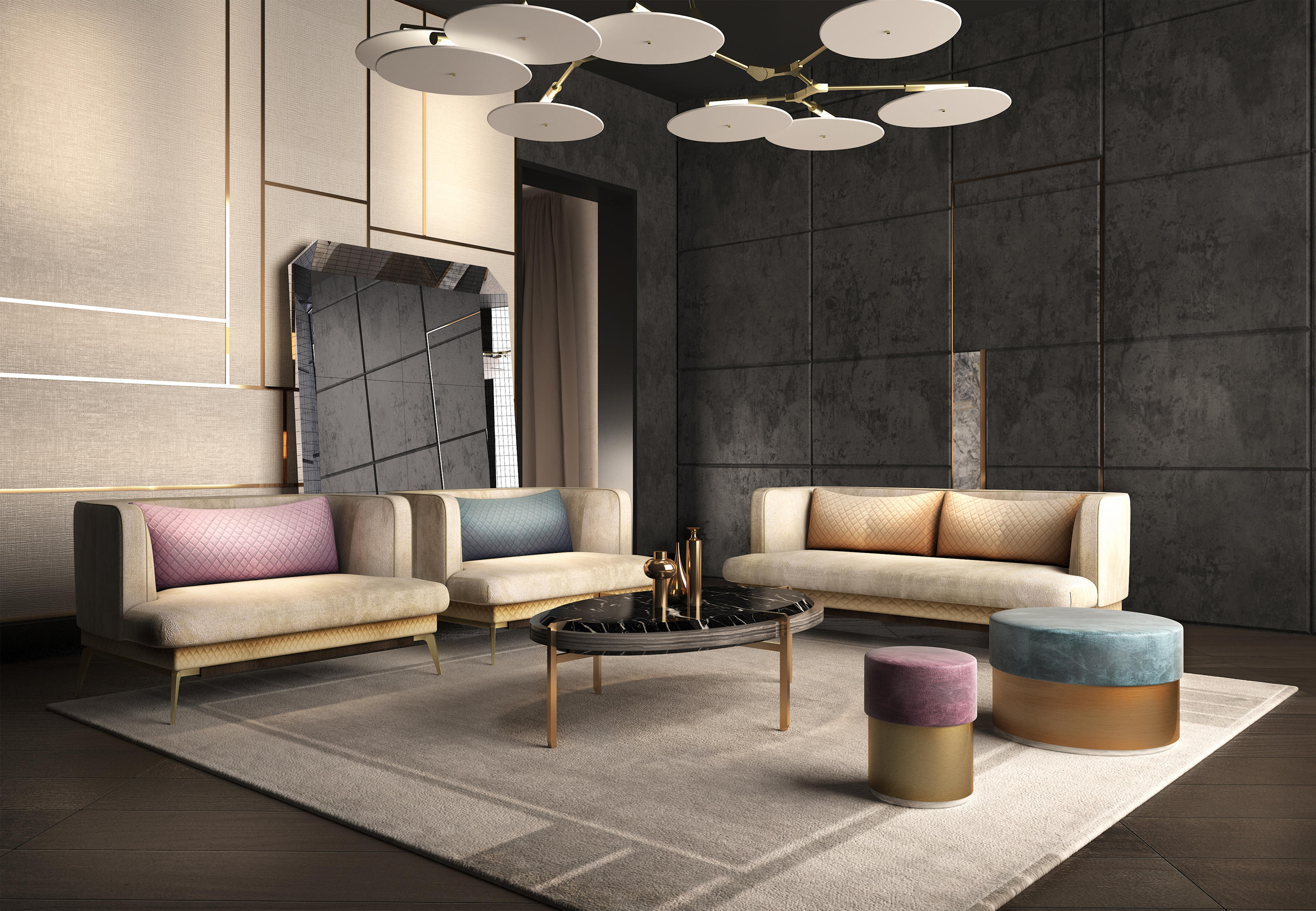 Victoria Armchair Armchairs From Rossato Architonic