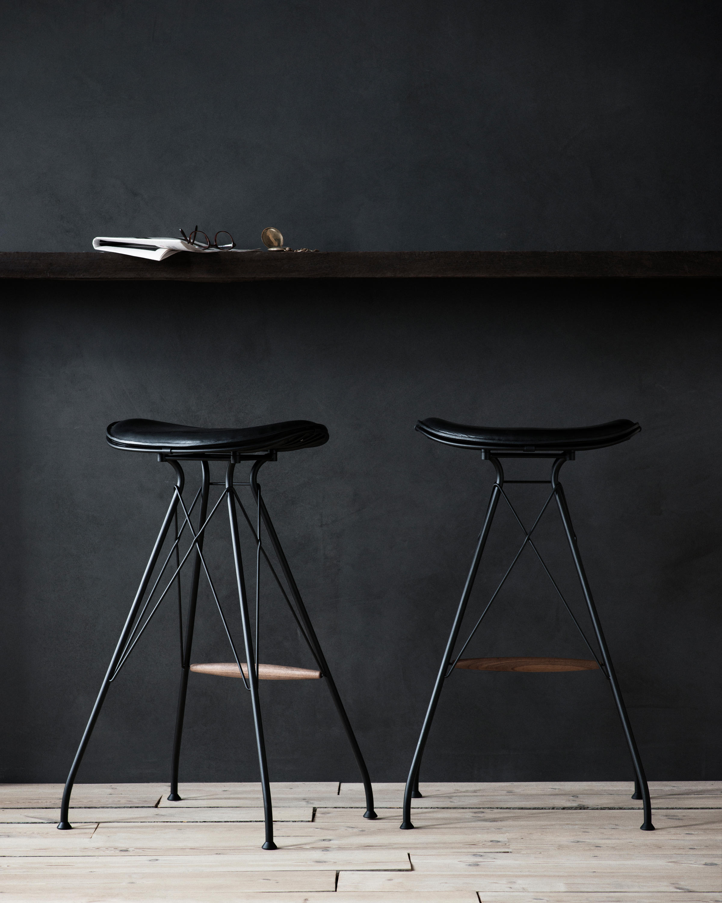 WIRE BAR STOOL HIGH - Bar stools from Overgaard & Dyrman   Architonic