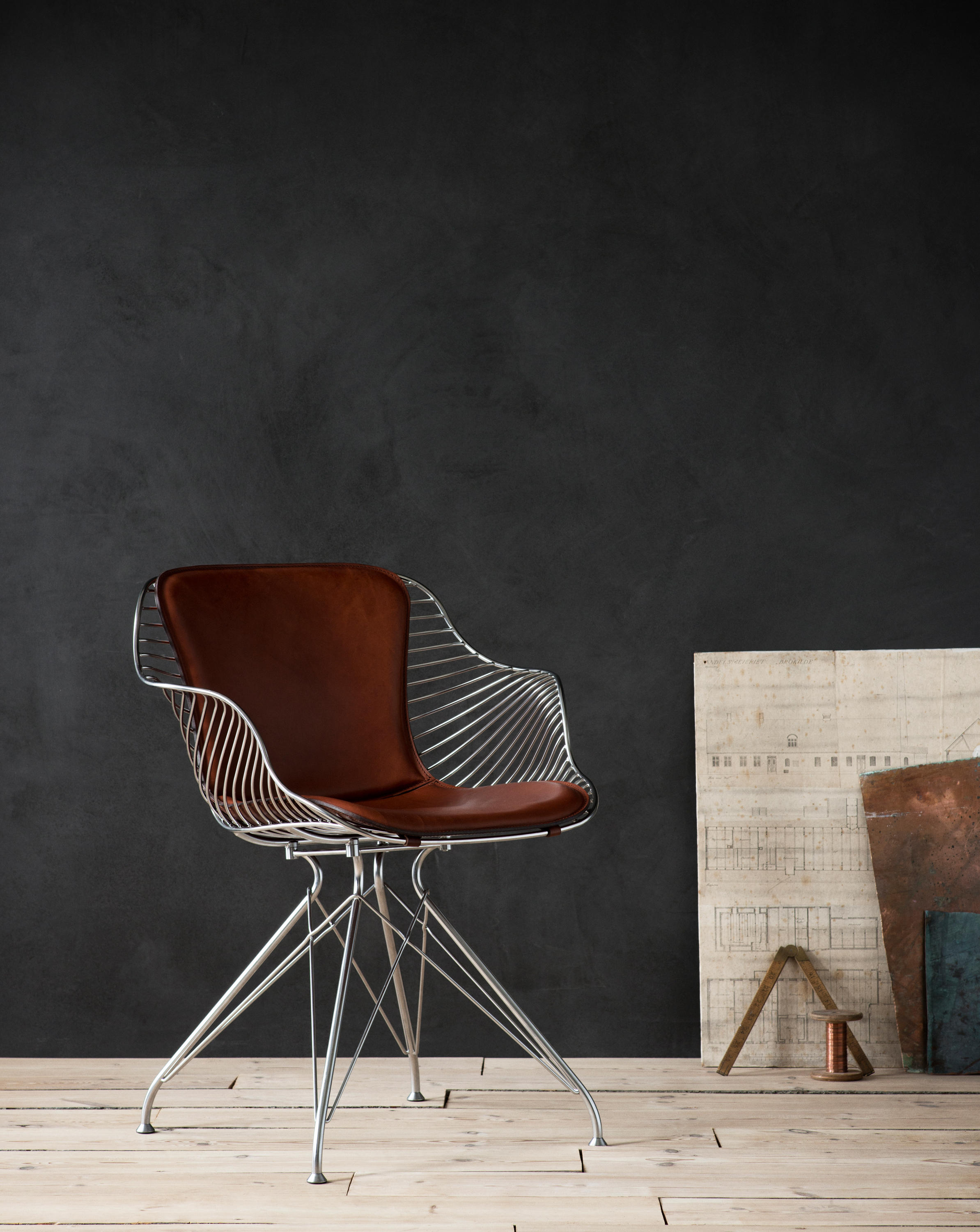 Wire Dining Chair Chairs From Overgaard Amp Dyrman