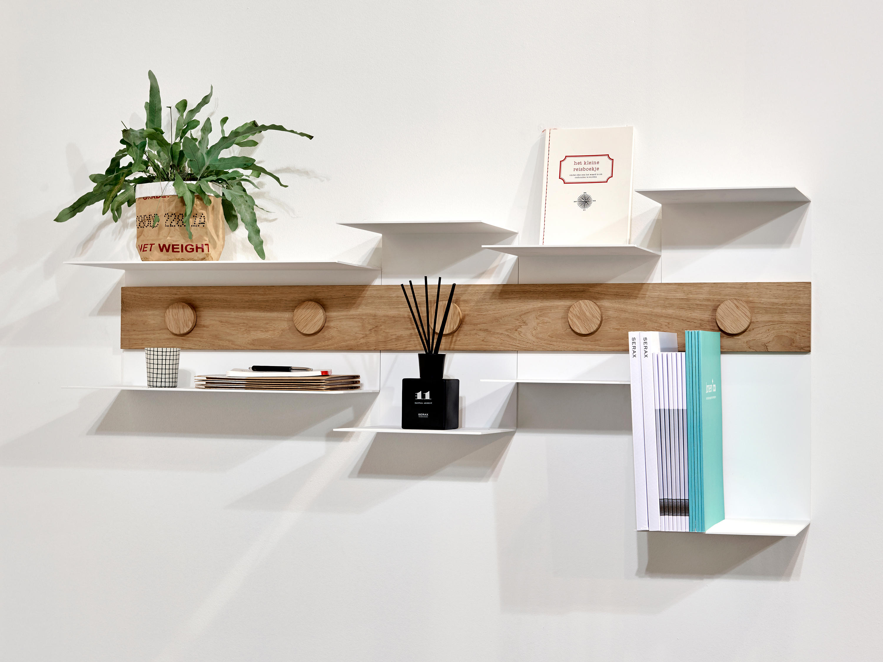 Junction Movable Shelf Shelves From Serax Architonic