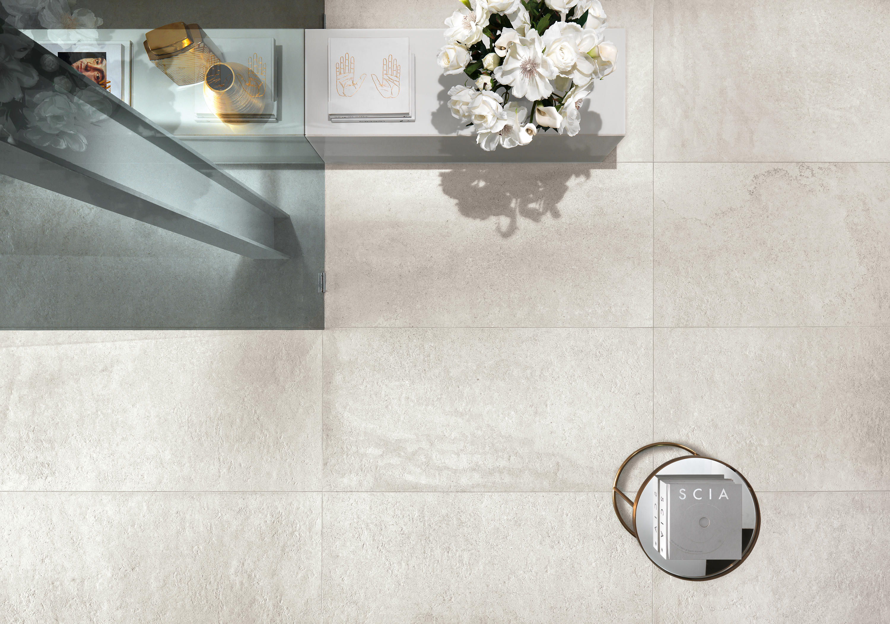 Cliffstone beige madeira tiles from lea ceramiche for Carrelage stone
