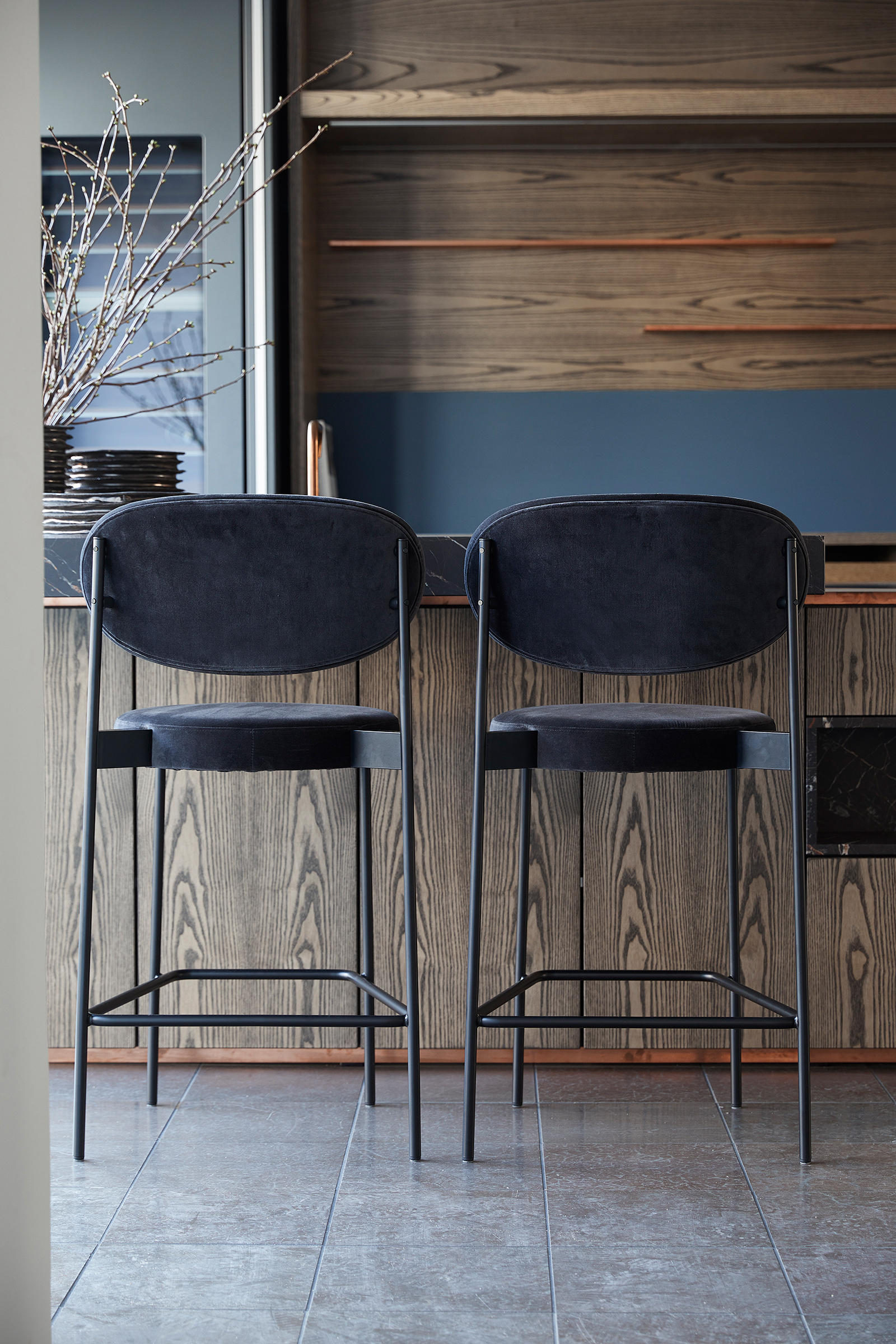Series 430 Chair Chairs From Verpan Architonic