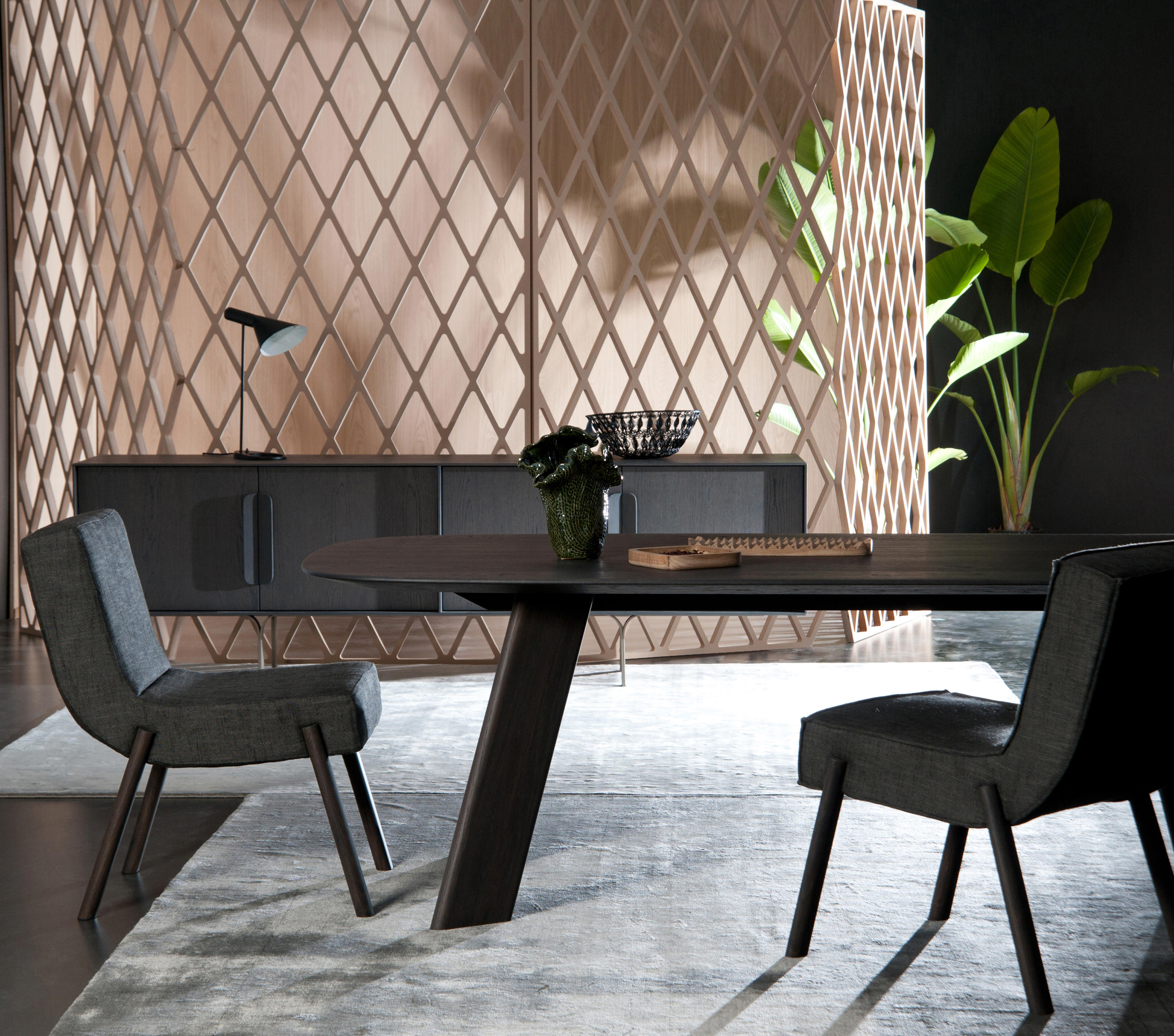 ALHAMBRA 001C Dining tables from al2