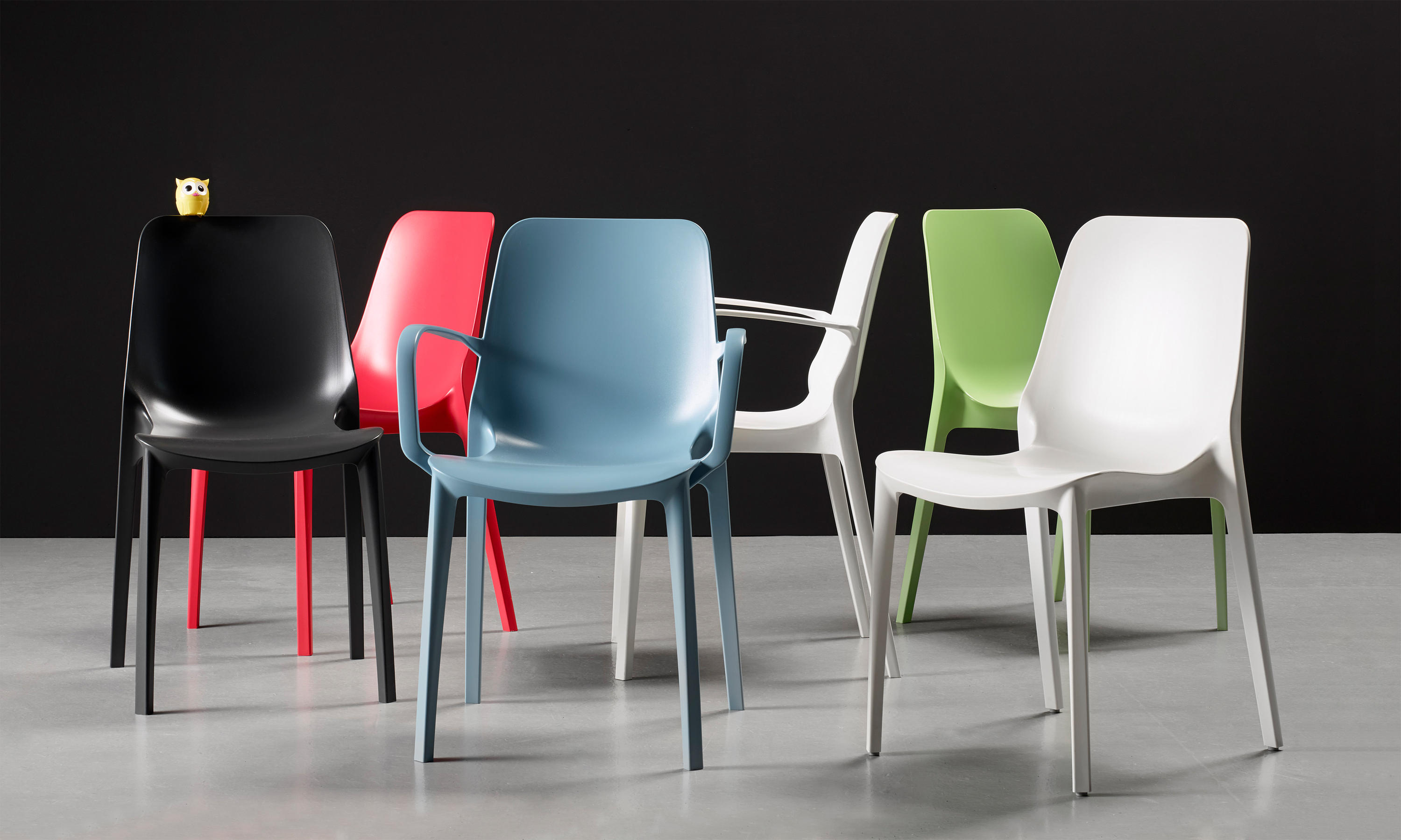 GINEVRA - Visitors chairs / Side chairs from Scab Design   Architonic