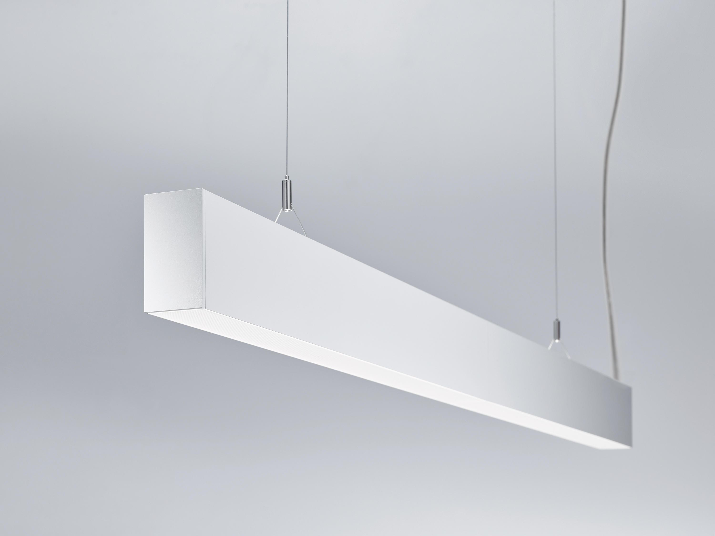 idoo line einzelleuchte allgemeinbeleuchtung von h waldmann architonic. Black Bedroom Furniture Sets. Home Design Ideas