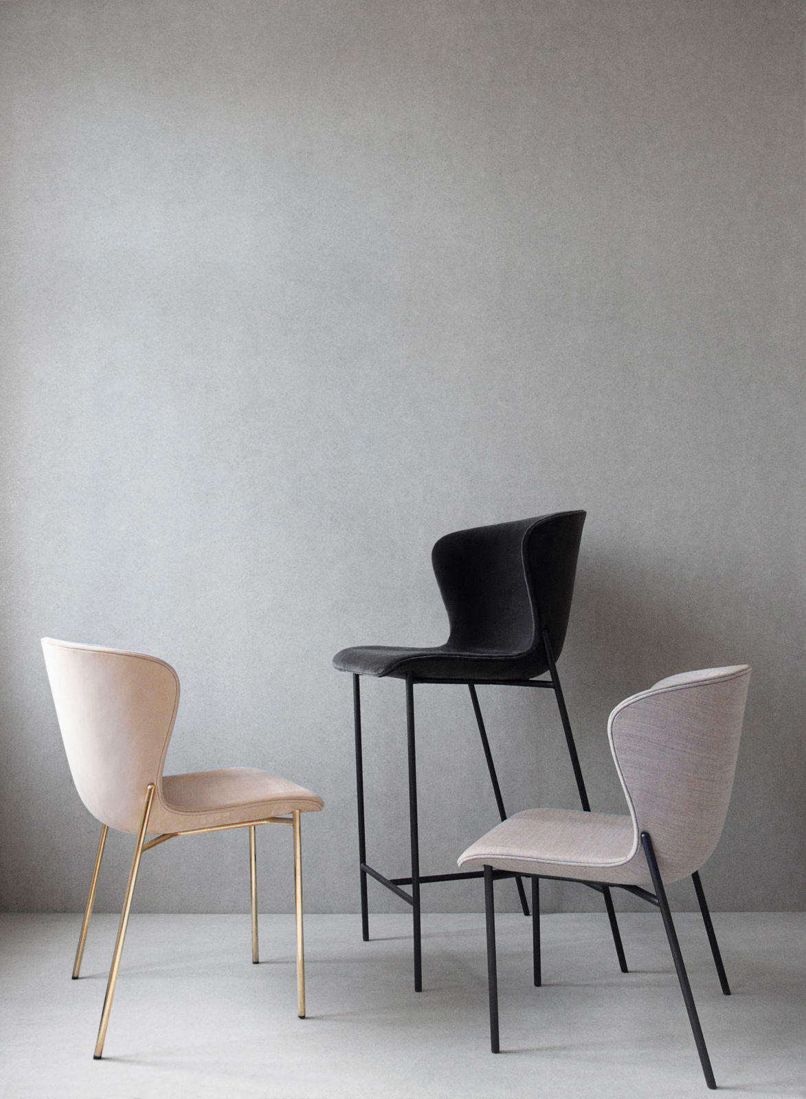 La Pipe Chair Chairs From Friends Amp Founders Architonic