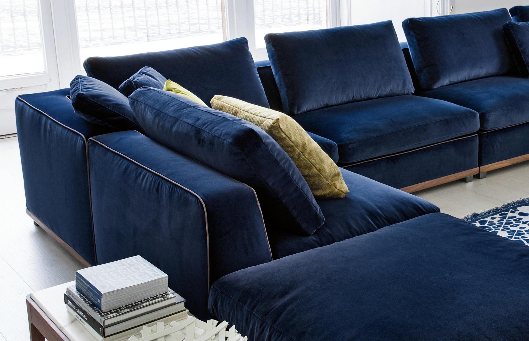 kirk sofas von porada architonic. Black Bedroom Furniture Sets. Home Design Ideas