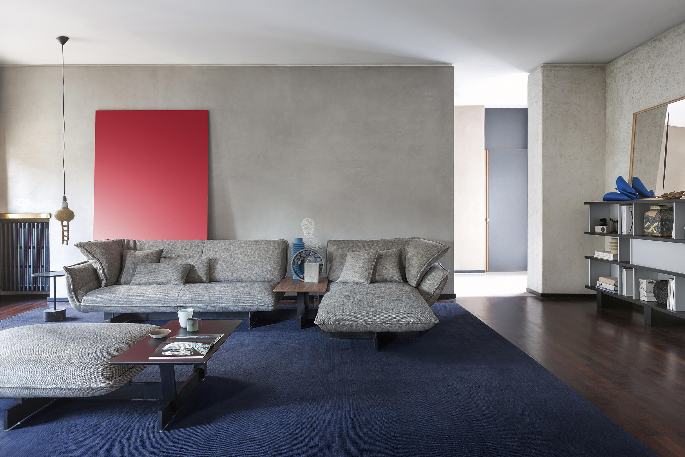 550 Beam Sofa System Sofas From Cassina Architonic