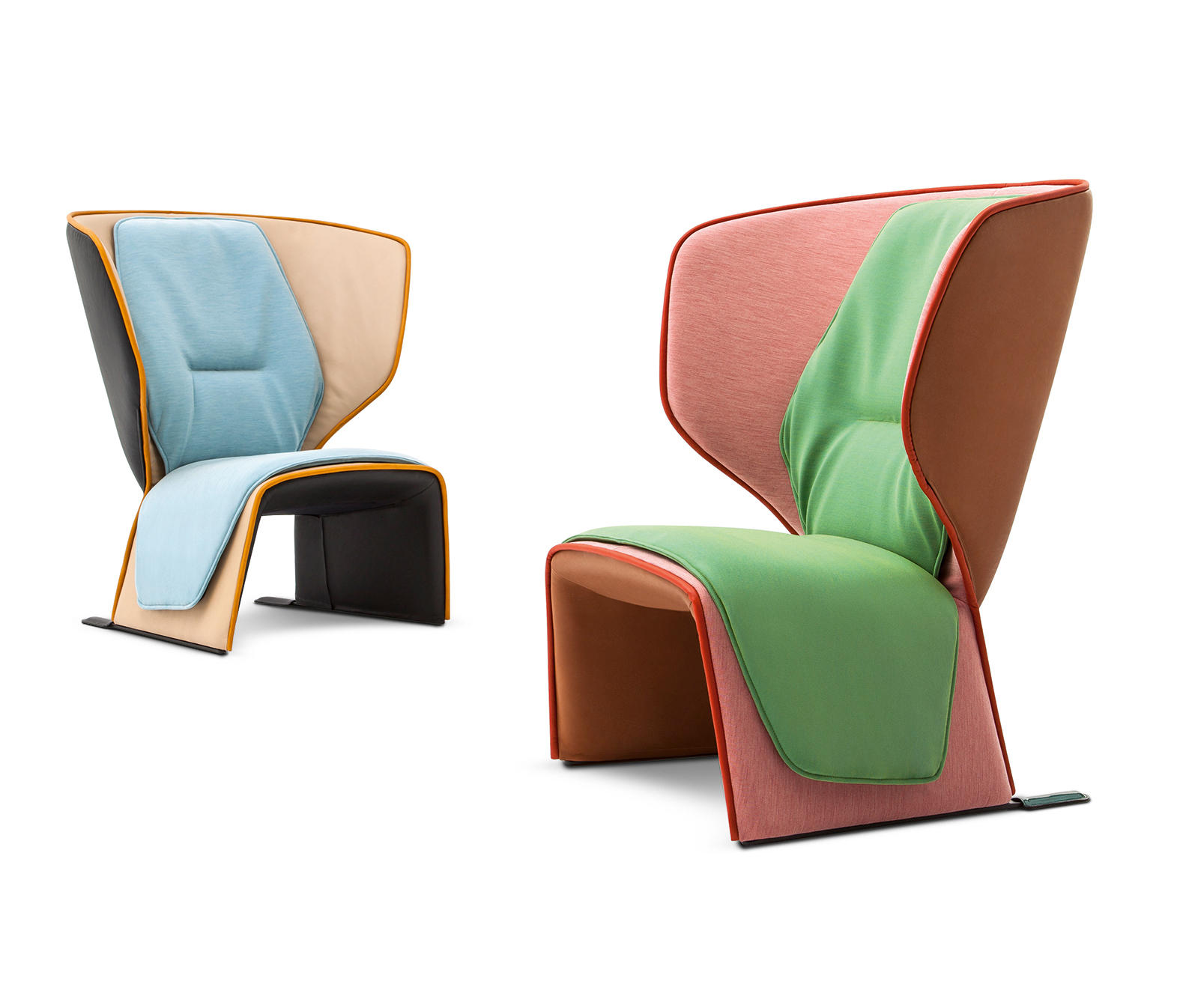 570 Gender Lounge Chairs From Cassina Architonic