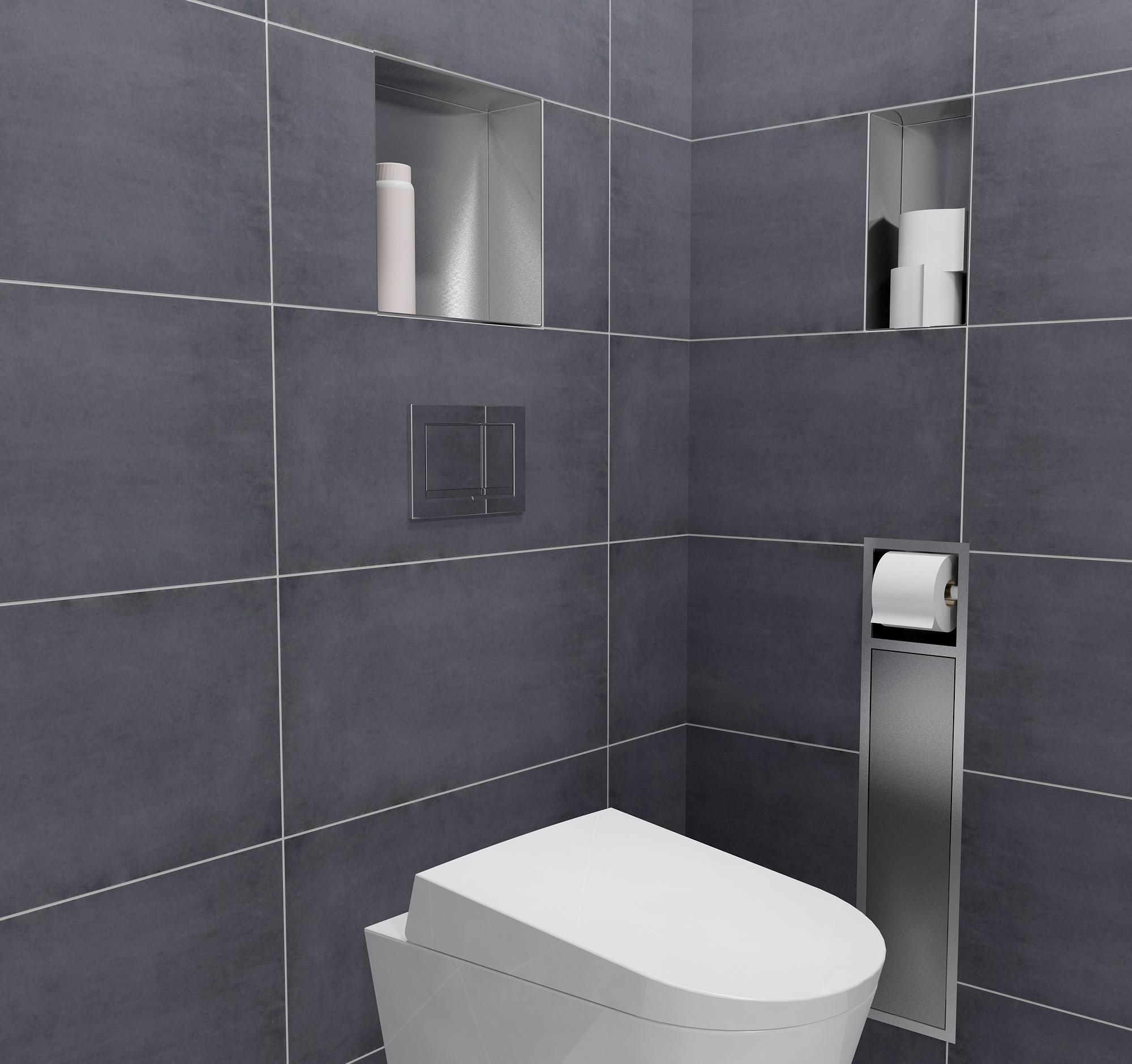Container C Box Bath Shelving From Easy Drain Architonic