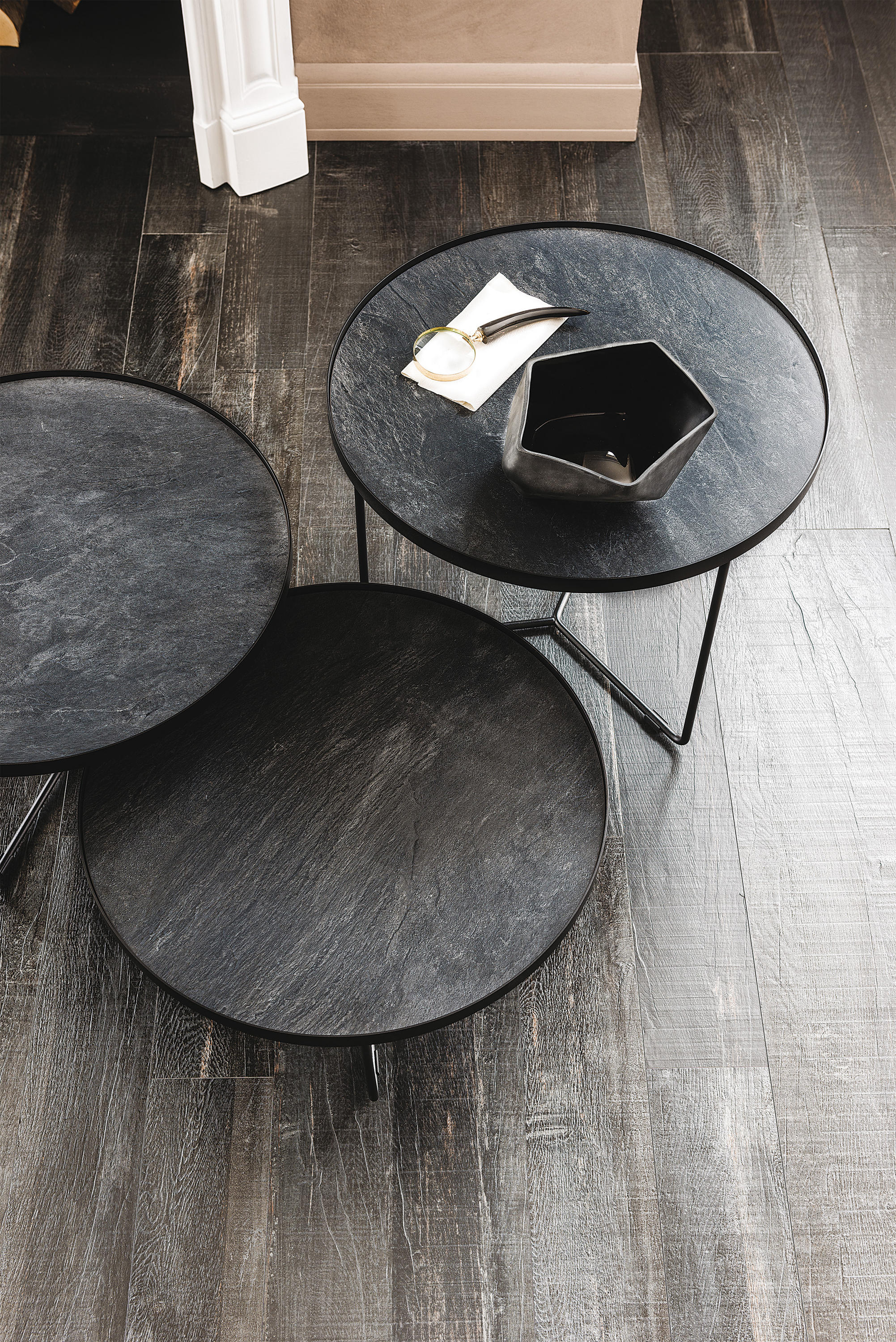 Billy Keramik Side Tables From Cattelan Italia Architonic