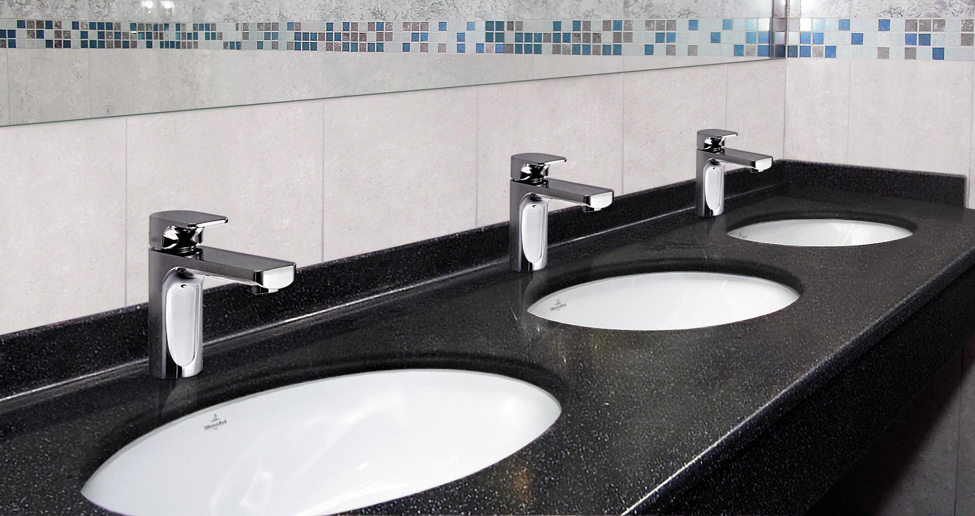 evana vasque 192 encastrer par le dessous lavabos de villeroy boch architonic