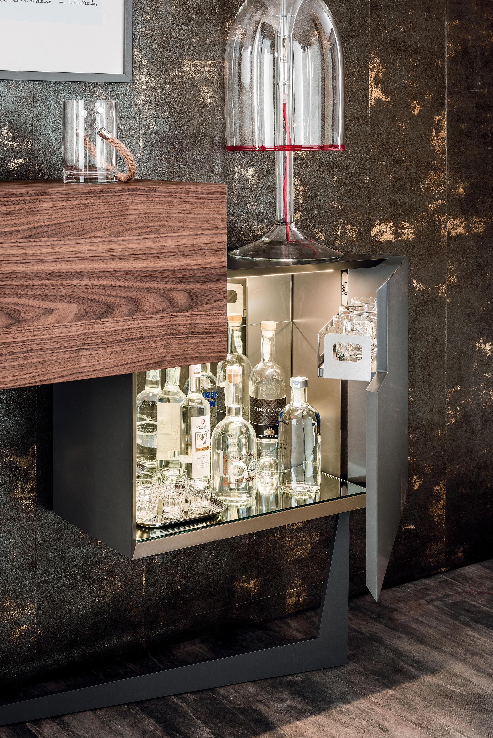 Portos Drinks Cabinets From Cattelan Italia Architonic