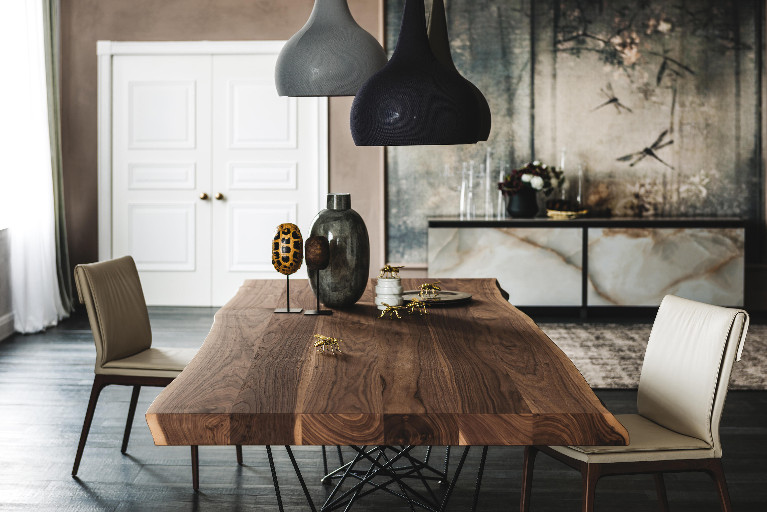 Gordon Dining Tables From Cattelan Italia Architonic