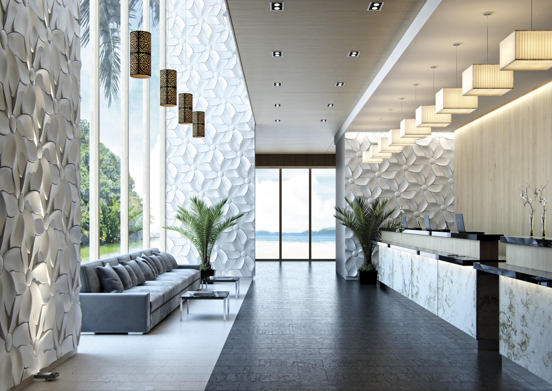 Petal Concrete Tiles From Kaza Architonic