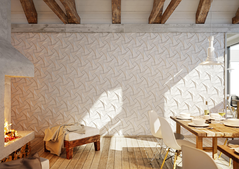 Quadilic Concrete Tiles From Kaza Architonic