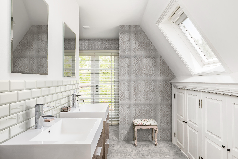BETONSQUARE WHITE-GREY - Floor tiles from TERRATINTA GROUP | Architonic