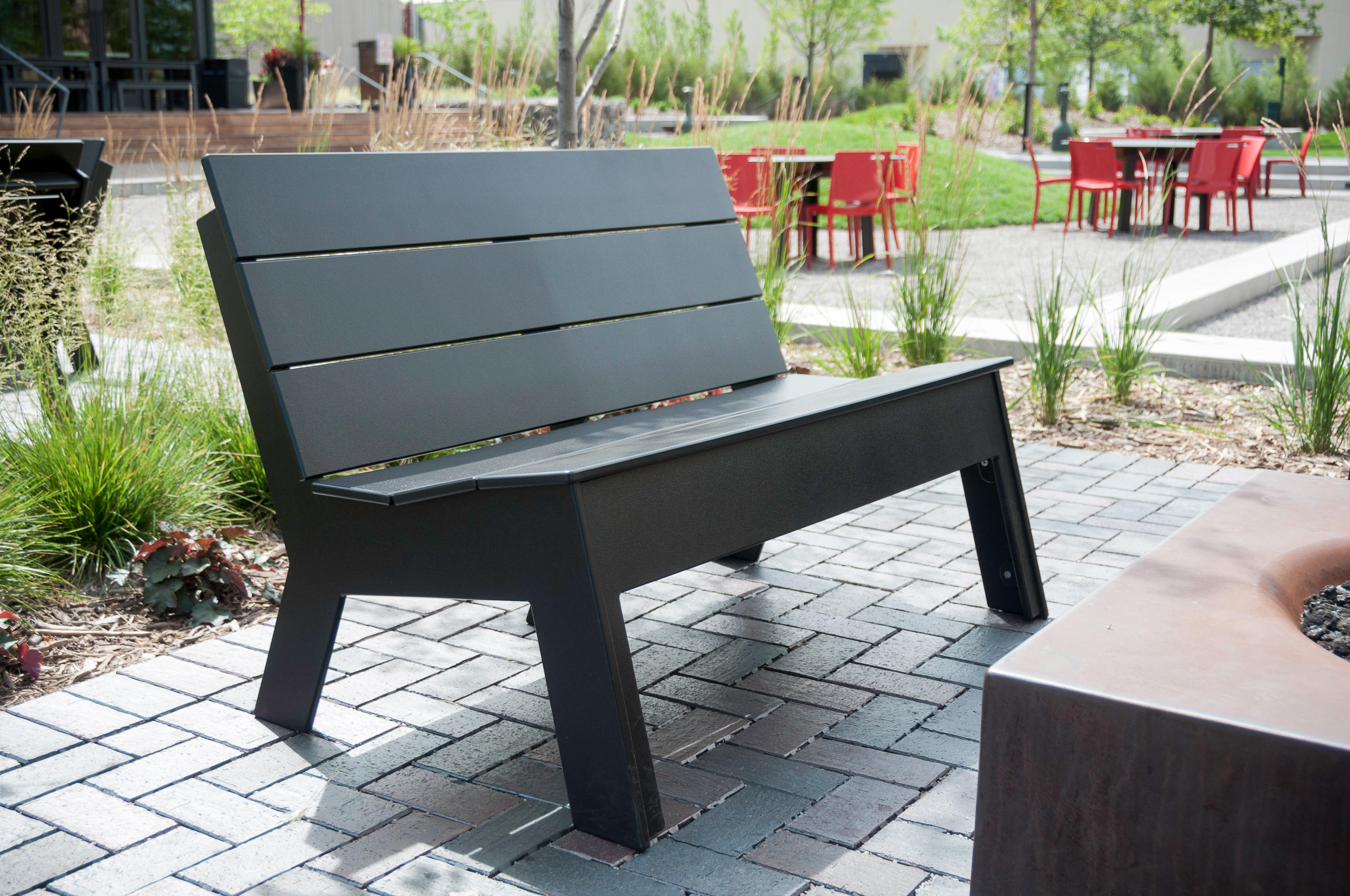... Fire Bench by Loll Designs ...