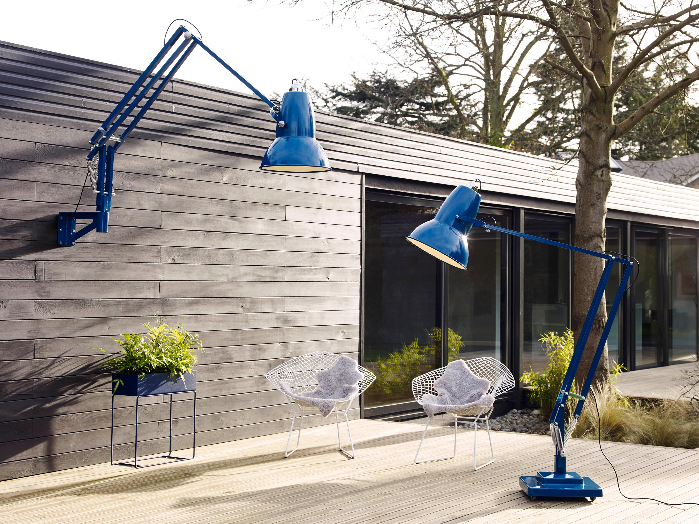 Original 1227 Giant Outdoor Floor Lamp Au 223 En Standleuchten Von Anglepoise Architonic