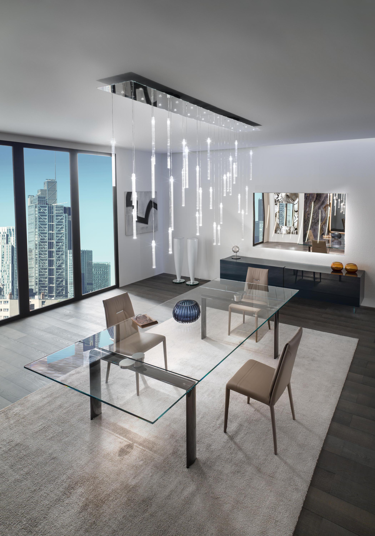 Comete lampadario mobili designer architonic for Produttori tavoli allungabili