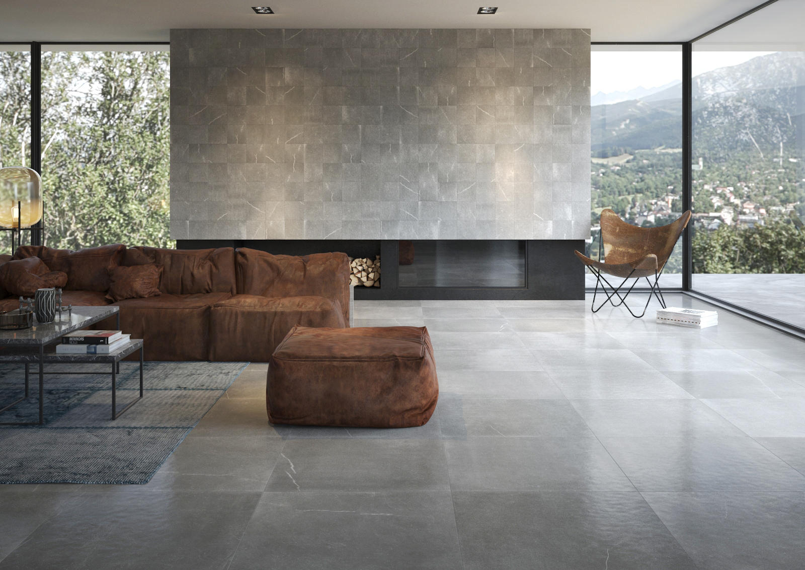 Maku grey matt ceramic tiles from fap ceramiche architonic