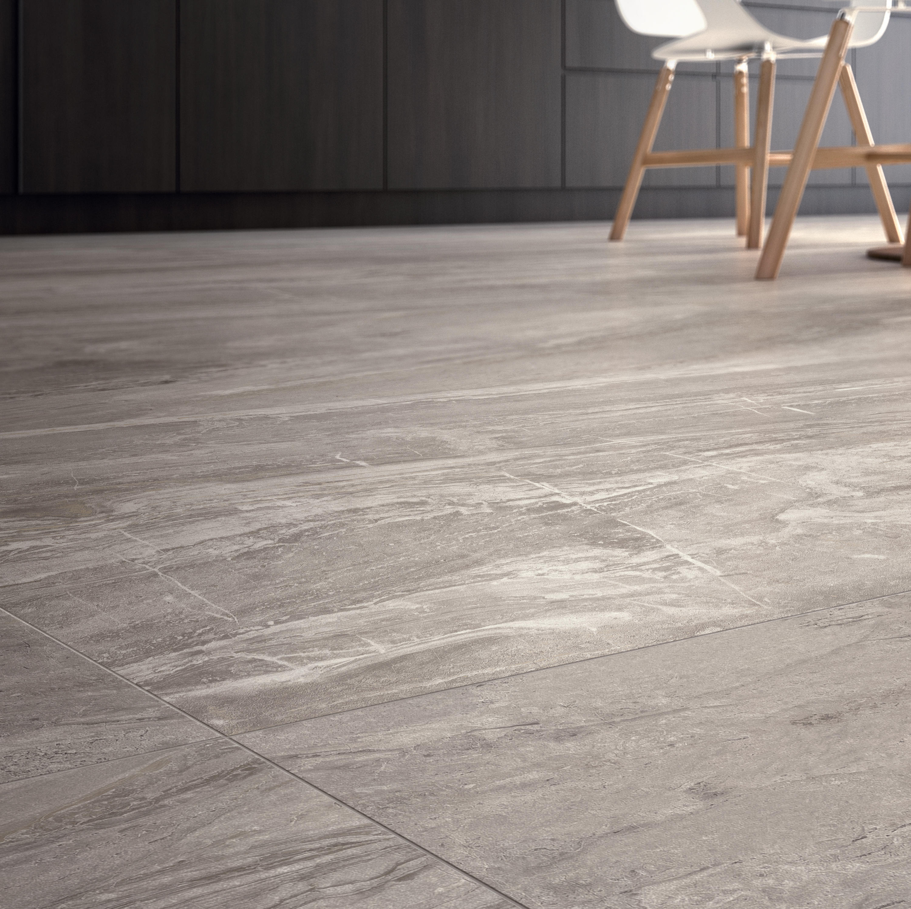 Sensi arabesque silver floor tiles from abk group architonic ambient images dailygadgetfo Image collections