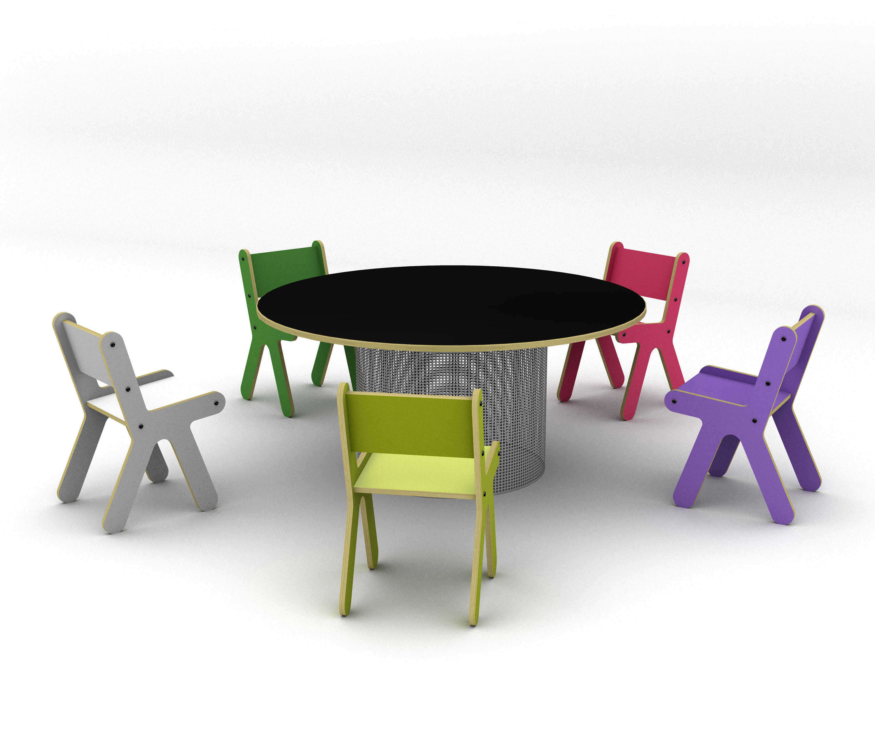 Captivating Pony Chair By KLOSS ...