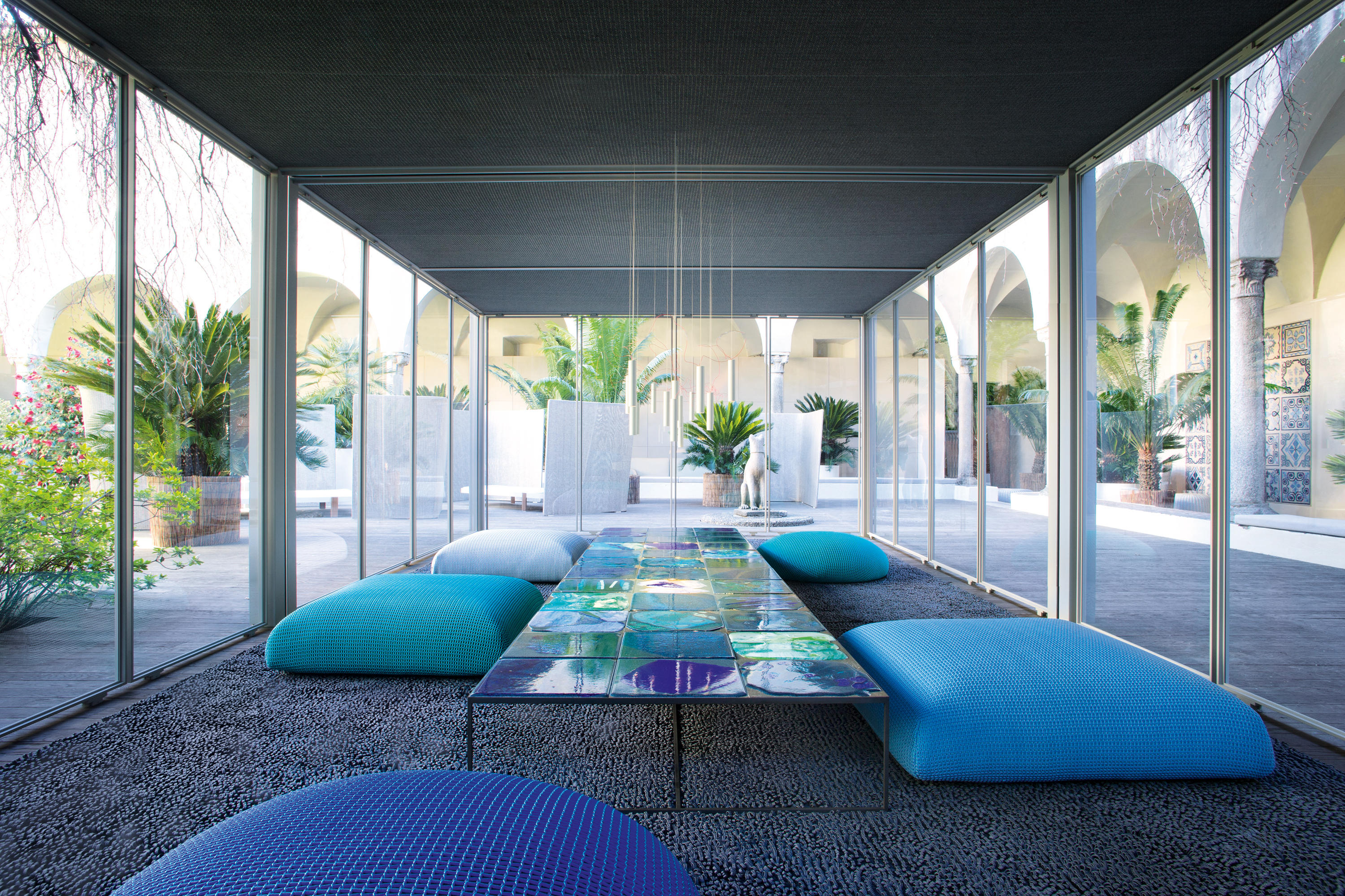 Sciara coffee tables from paola lenti architonic for Paola lenti