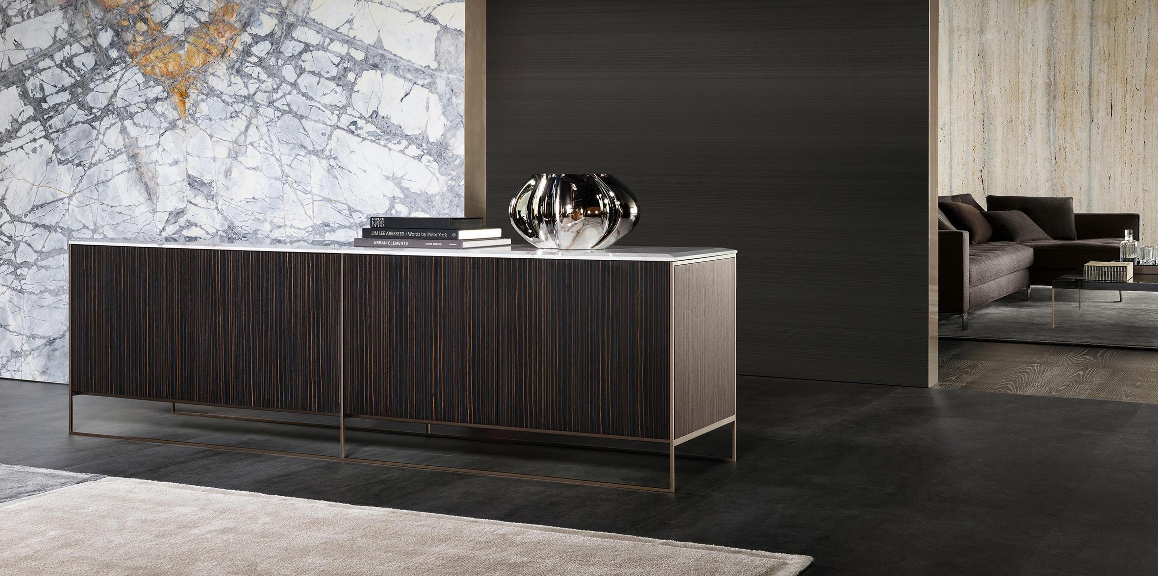 calder bronze couchtisch couchtische von minotti architonic. Black Bedroom Furniture Sets. Home Design Ideas