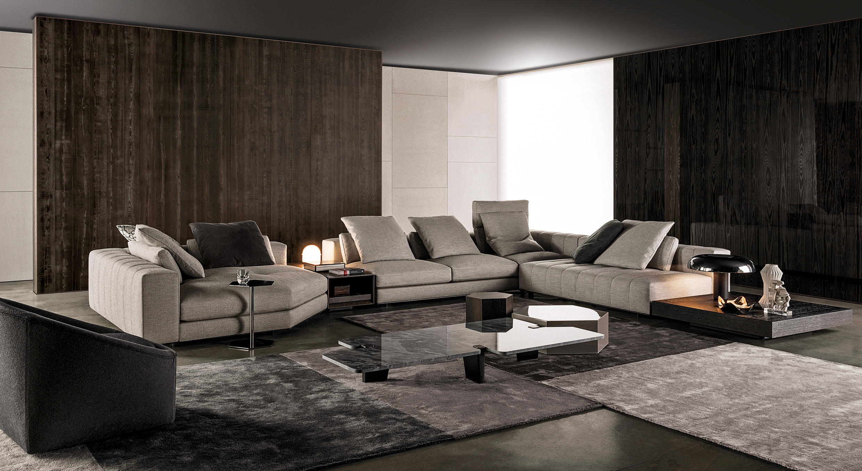 FREEMAN DUVET SOFA Lounge Sofas From Minotti Architonic