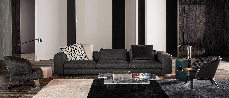 Freeman Duvet Sofa Sofas From Minotti Architonic