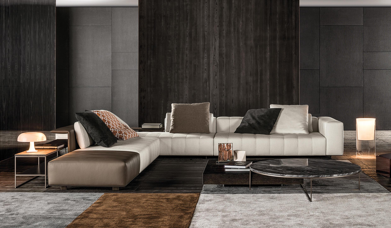 Freeman duvet sofa sofas from minotti architonic for Immagini design