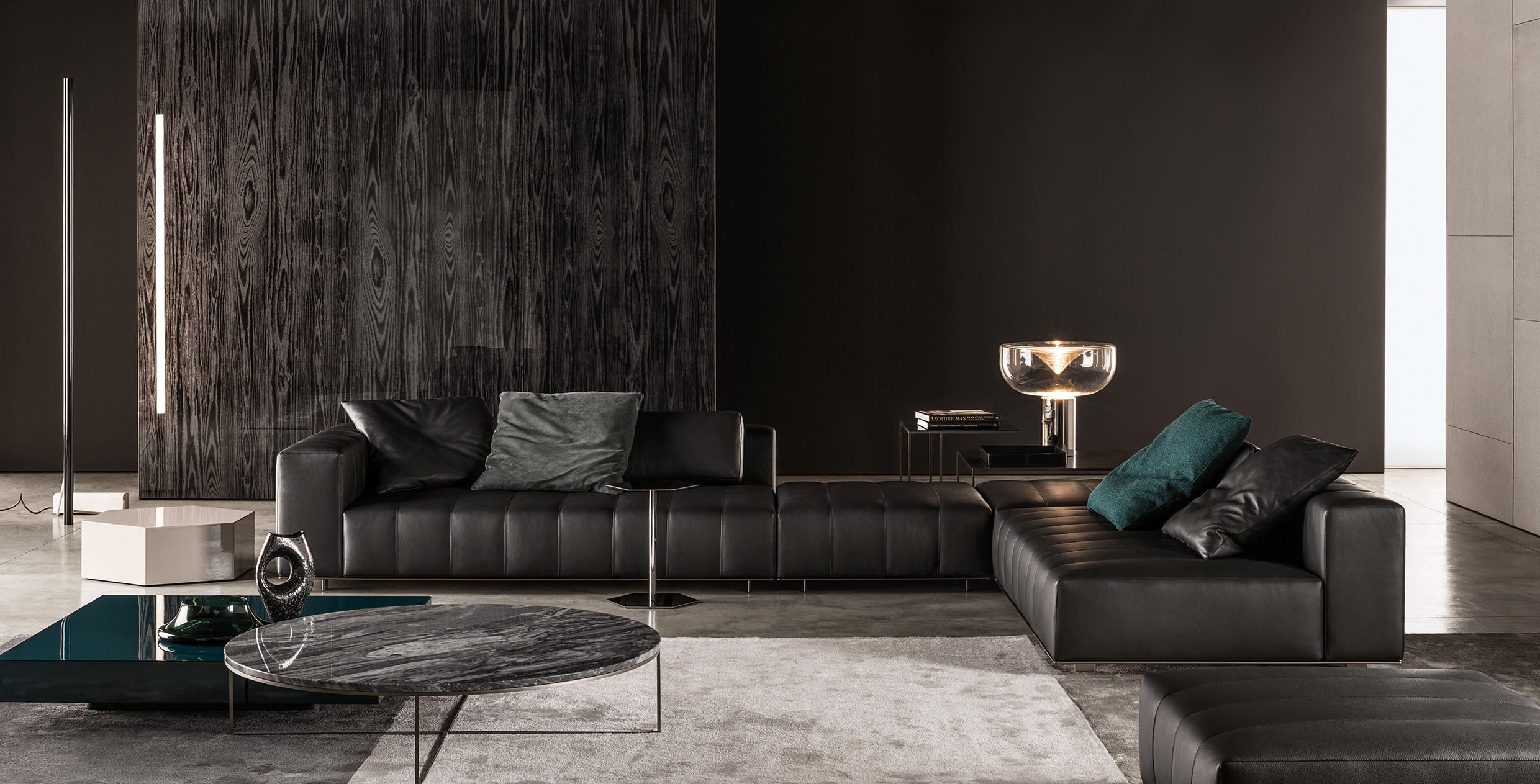 Freeman Duvet Sofa Sofas From Minotti Architonic