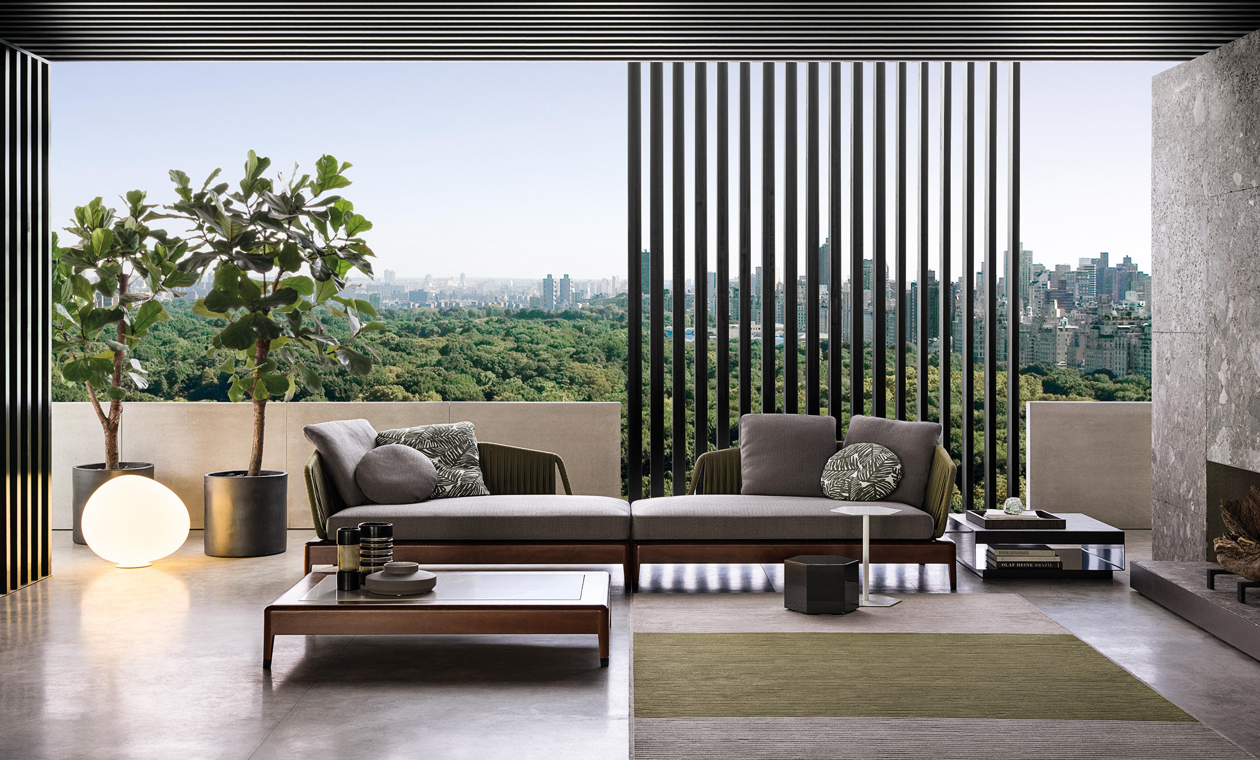 Indiana Sofa Sofas From Minotti Architonic