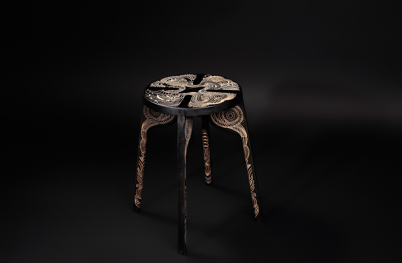 Tattoo stool sgabelli zanat architonic
