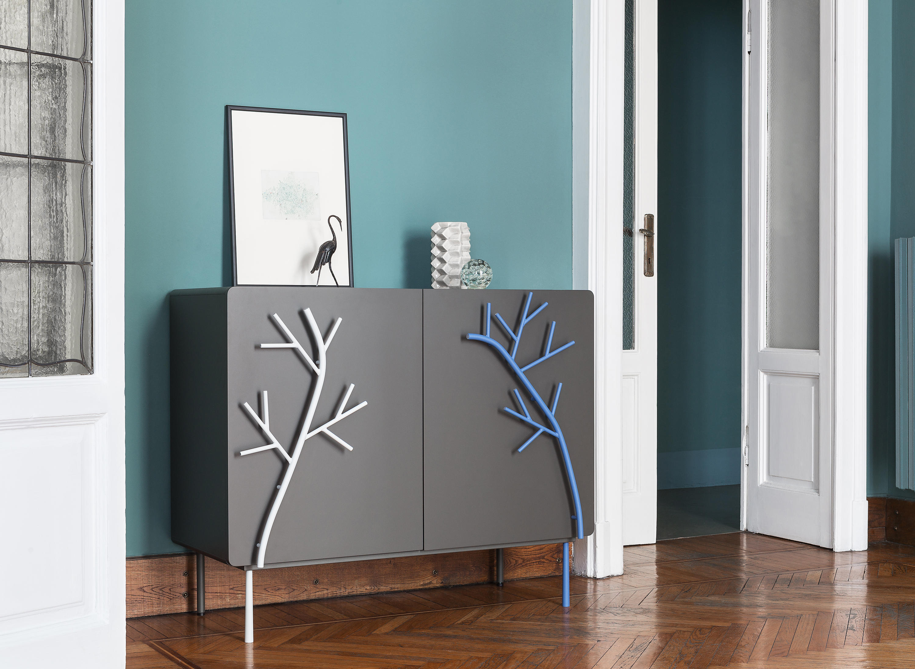 Rami Bedside Night Stands From Skitsch By Hub Design