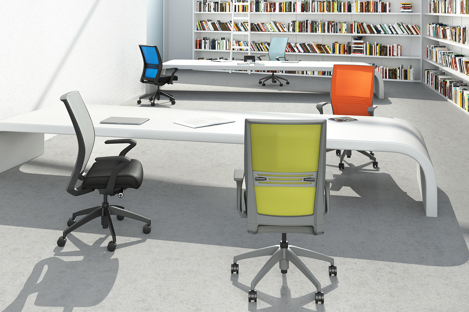 Miraculous Amplify Office Chairs From Sitonit Seating Architonic Beatyapartments Chair Design Images Beatyapartmentscom