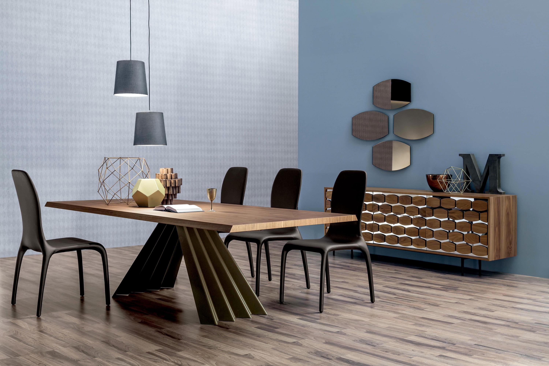 Ventaglio tavoli pranzo tonin casa architonic