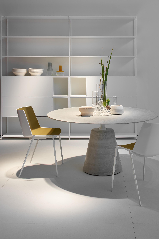 AÏKU SOFT - Restaurant chairs from MDF Italia | Architonic