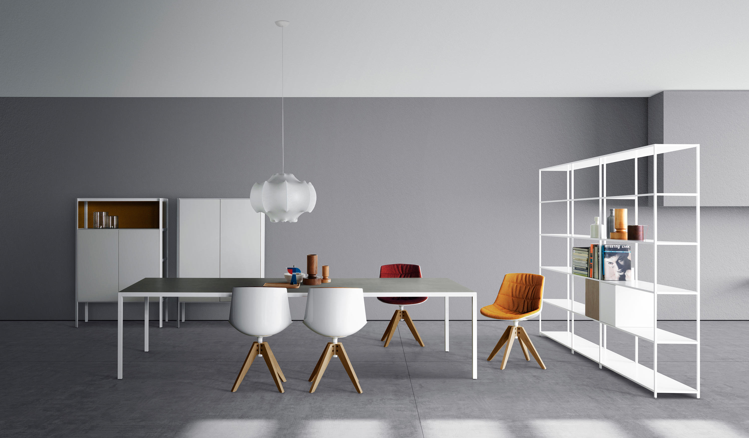 Heron sideboards from mdf italia architonic for Mdfitalia it