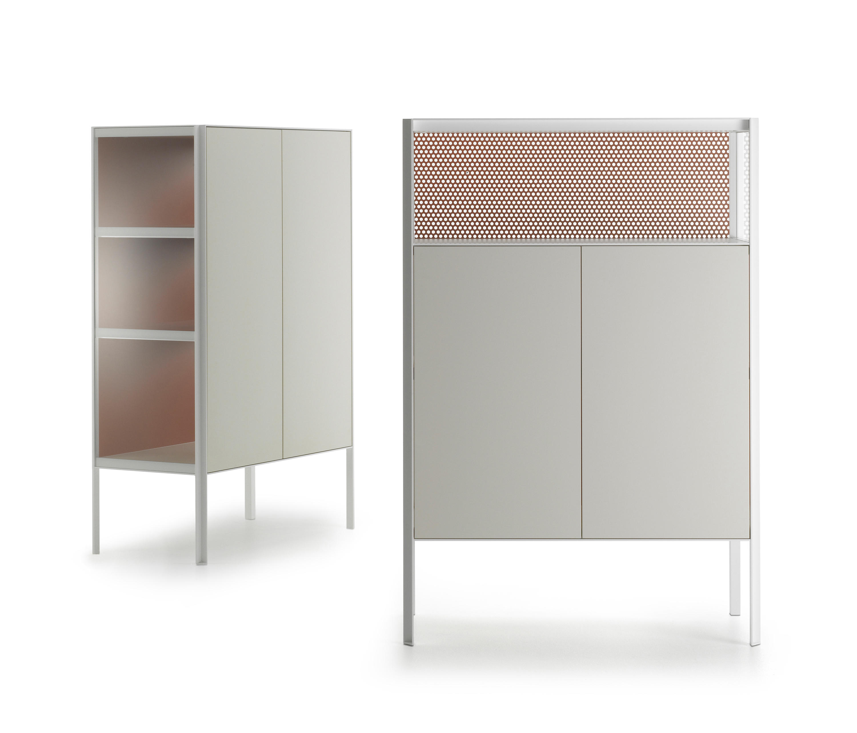 heron sideboards from mdf italia architonic. Black Bedroom Furniture Sets. Home Design Ideas